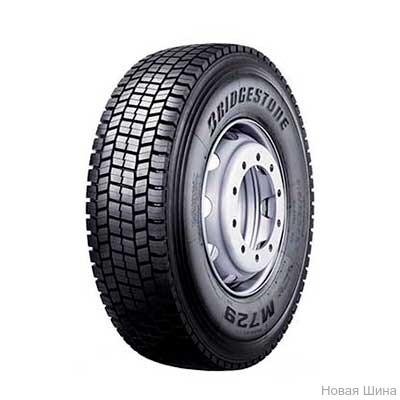 Bridgestone M729 235/75 R17.5 132/130M