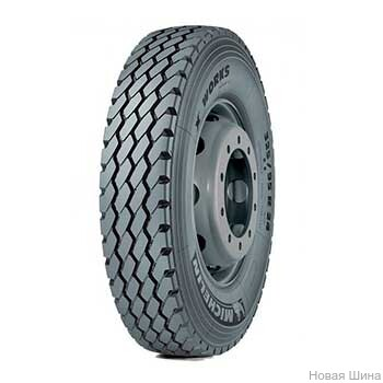 MICHELIN 325/95 R24 X WORKS XZ TL 162/160K