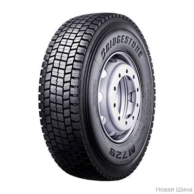Bridgestone M729 245/70 R19.5 136/134M