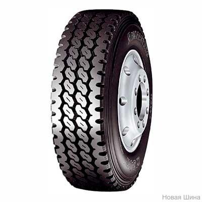 Bridgestone 13 R22.5 M840 154K