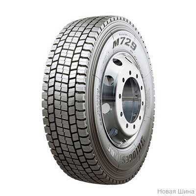 Bridgestone 215/75 R17.5 M729 126/124M