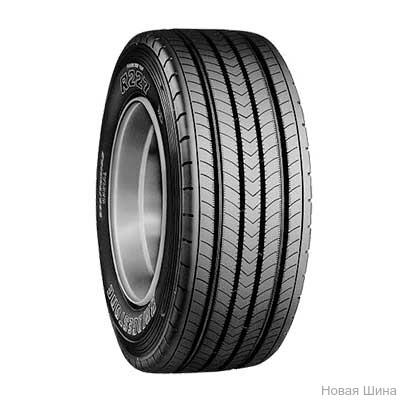 Bridgestone 245/70 R19.5 R227 136/134M M+S