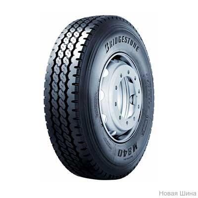 Bridgestone M840 11 R22.5 148/145K