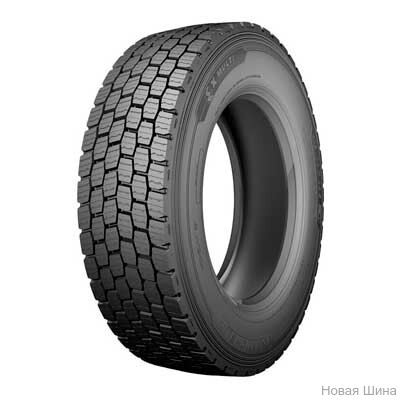 MICHELIN 235/75 R17.5 X MULTI D TL 132/130M