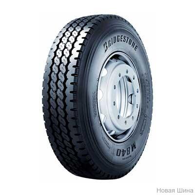 Bridgestone M840 13 R22.5 158/156G