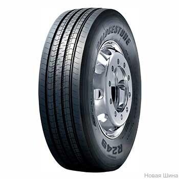 Bridgestone 385/55 R22.5 R249ECO 160K