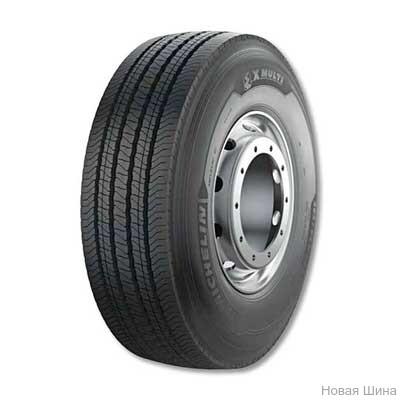 MICHELIN 295/80 R22.5 X MULTI HD Z TL 152/148L