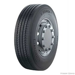 MICHELIN 295/80 R22.5 X COACH Z TL 154/150M