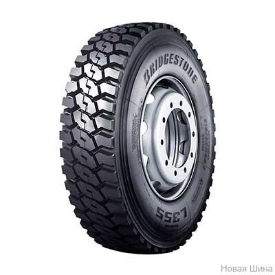 Bridgestone L355EVO 315/80 R22.5 158/154G