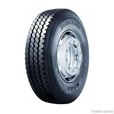 Bridgestone M840 315/80 R22.5 158/156G